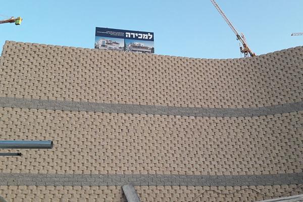 השלט - שילוט לאתרי בניה